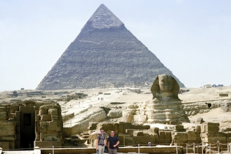 steve and dan visit egypt (2)